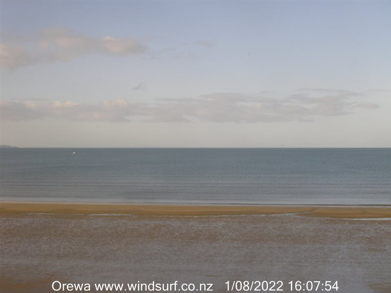 Orewa webcam - Boardzone and The Roof Rack webcam, Auckland, Rodney District